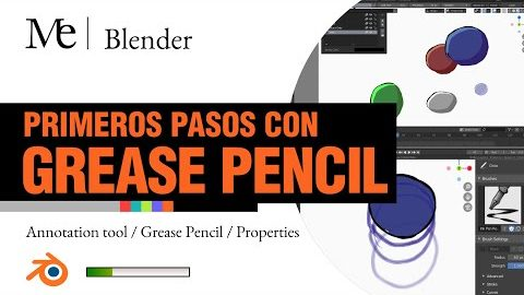 grease pencil blender education portal
